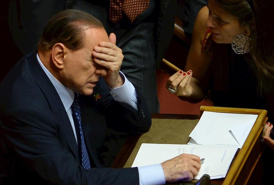 El ocaso de Silvio Berlusconi