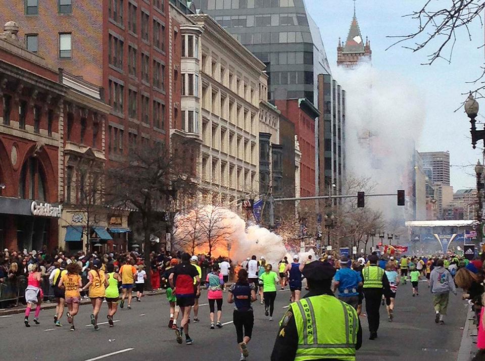 Atentado en Boston