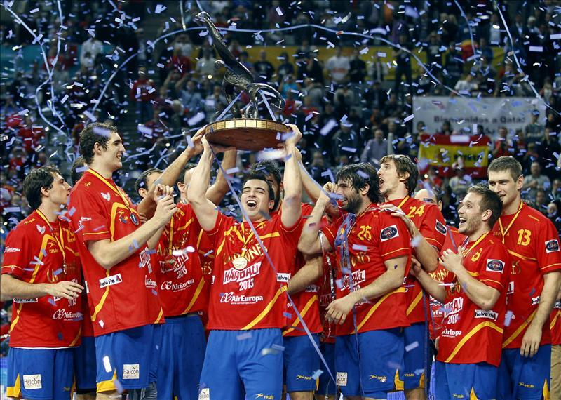 España gana el Mundial de balonmano