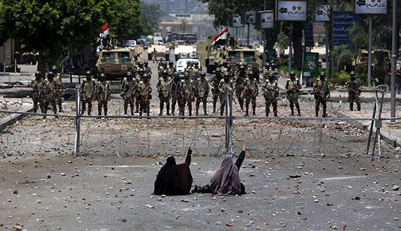 Egipto, la revolución inacabada