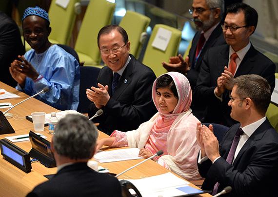 Malala, la joven que venció a los talibanes