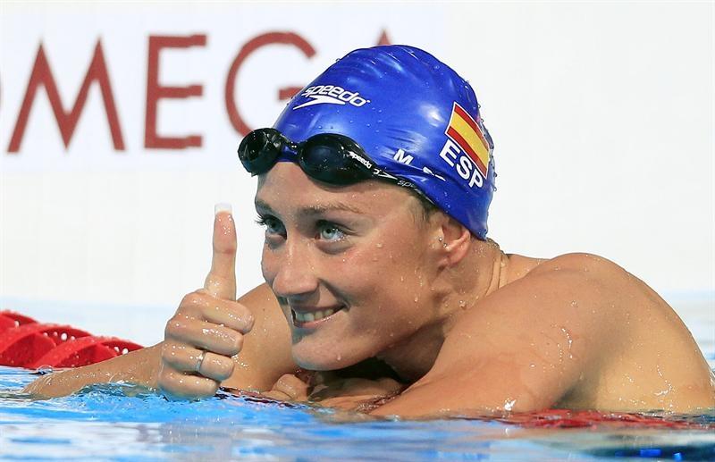 España, 12 medallas en el Mundial de natación