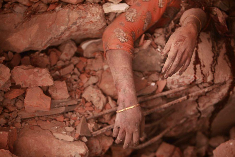 Bangladesh, esclavos de la moda