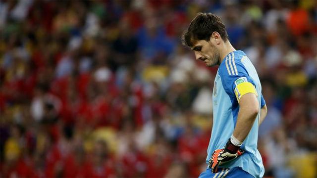 El Mundial de Alemania y el fiasco español
