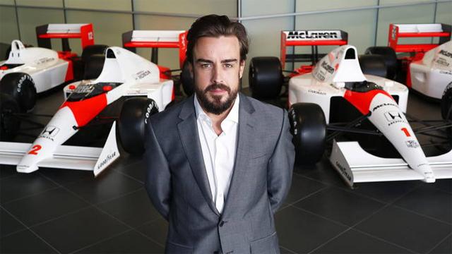 Alonso deja Ferrari y ficha por McLaren