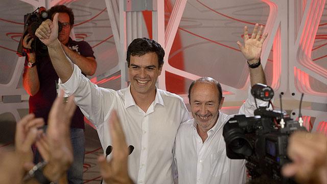 Relevo en el PSOE