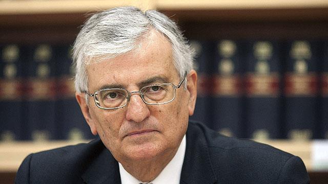 Dimisión del fiscal general del Estado