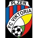 Escudo del equipo 'Viktoria Plzen'