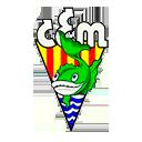 Escudo del equipo 'C.E. Mediterrani'