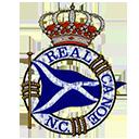 Escudo del equipo Real Canoe N.C. - Isostar