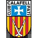Escudo del equipo 'Calafell Tot l'Any'