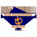 Escudo del equipo 'BM Benidorm'