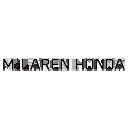 Escudo del equipo 'MCLAREN HONDA'
