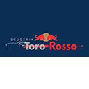 Escudo del equipo 'TORO ROSSO'
