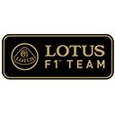 Escudo del equipo 'LOTUS RENAULT GP'