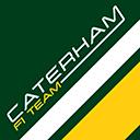 Escudo del equipo 'CATERHAM F1 TEAM'