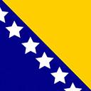 Escudo del equipo 'Bosnia'