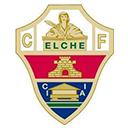 Escudo del equipo 'Elche CF V. Alberola'