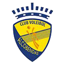 Escudo del equipo 'Feel Volley Alcobendas'