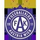 Escudo del equipo 'FK Austria Wien'