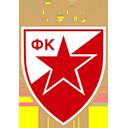 Escudo del equipo 'Crvena Zvezda'
