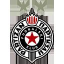 Escudo del equipo 'Partizan Belgrade'