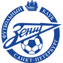Escudo del equipo 'Zenit St Petersburg'
