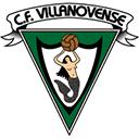 Escudo del equipo 'Villanovense'