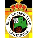 Escudo del equipo Racing de Santander
