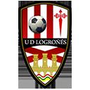 Escudo del equipo 'UD Logroñés'