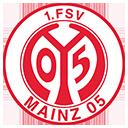 Escudo del equipo Mainz 05