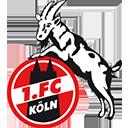 Escudo del equipo '1. FC Köln'