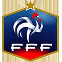 Escudo del equipo 'France'