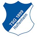 Escudo del equipo 1899 Hoffenheim