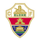 Escudo del equipo 'Elche'