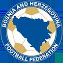 Escudo del equipo 'Bosnia and Herzegovina'