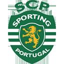 Escudo del equipo 'Sporting P.'