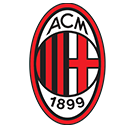 Escudo del equipo Milan