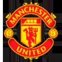 Escudo del equipo 'Man. United'