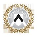 Escudo del equipo Udinese