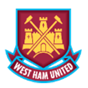 Escudo del equipo West Ham United
