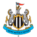 Escudo del equipo 'Newcastle United'