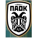 Escudo del equipo 'PAOK Salonika'