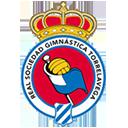 Escudo del equipo 'Gimnástica Torrelavega'