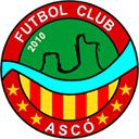Escudo del equipo 'Ascó'