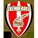 Escudo del equipo 'Skenderbeu Korce'