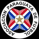 Escudo del equipo 'Paraguay'