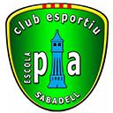 Escudo del equipo 'Escola Pia'