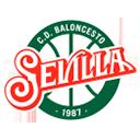 Escudo del equipo Baloncesto Sevilla