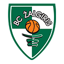 Escudo del equipo 'Zalguiris'